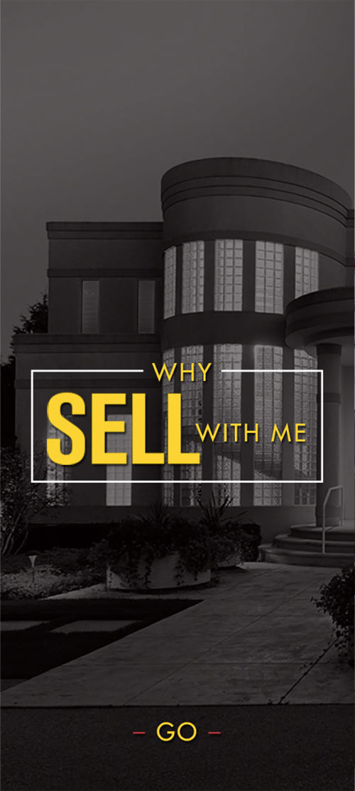 Why sell with me